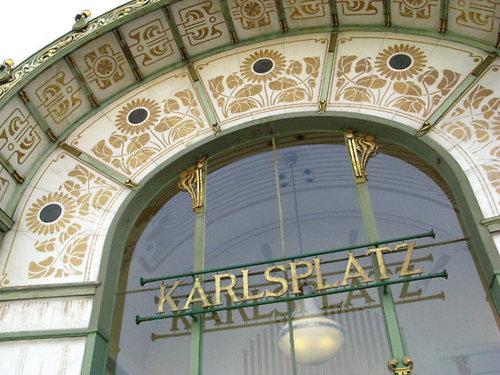 Karlsplatz by Stephen Oravec
