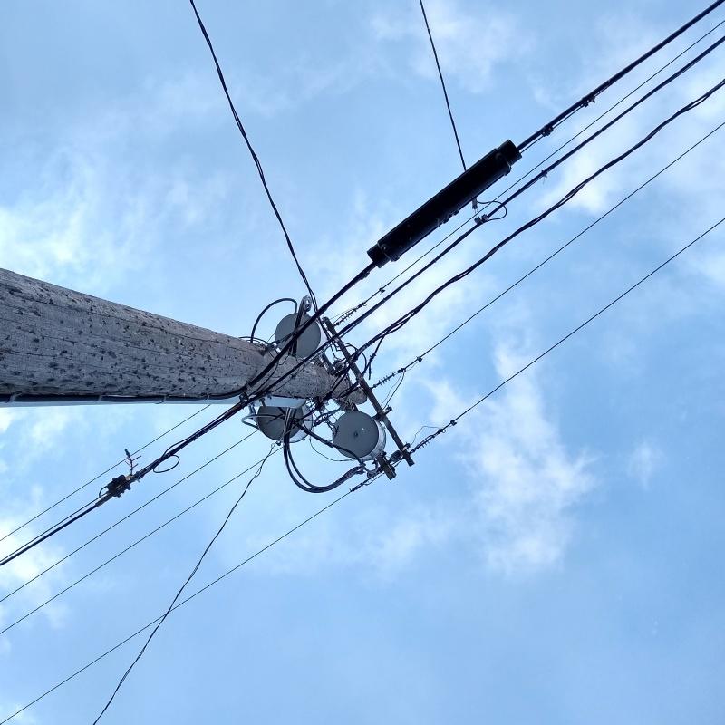 Power Lines #3
