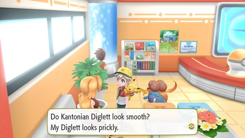 Concerning Diglett